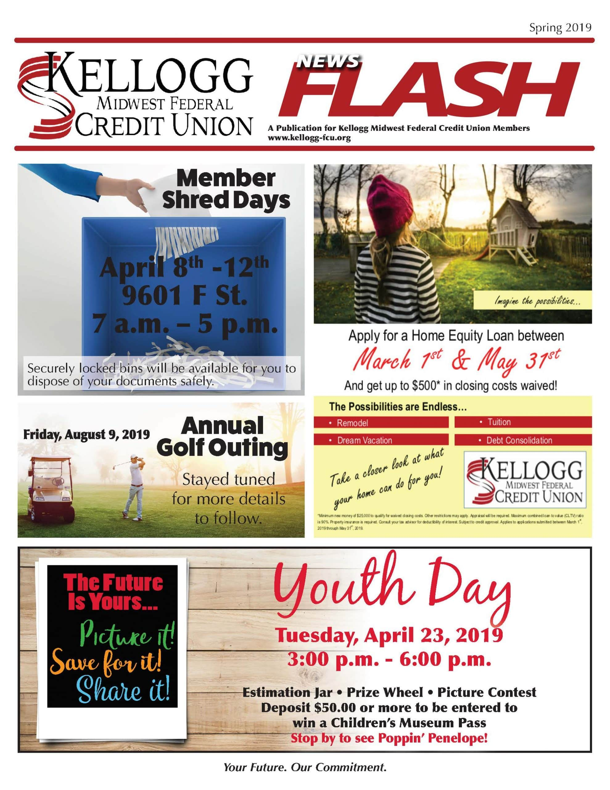 Kellogg News FLash Spring 2019