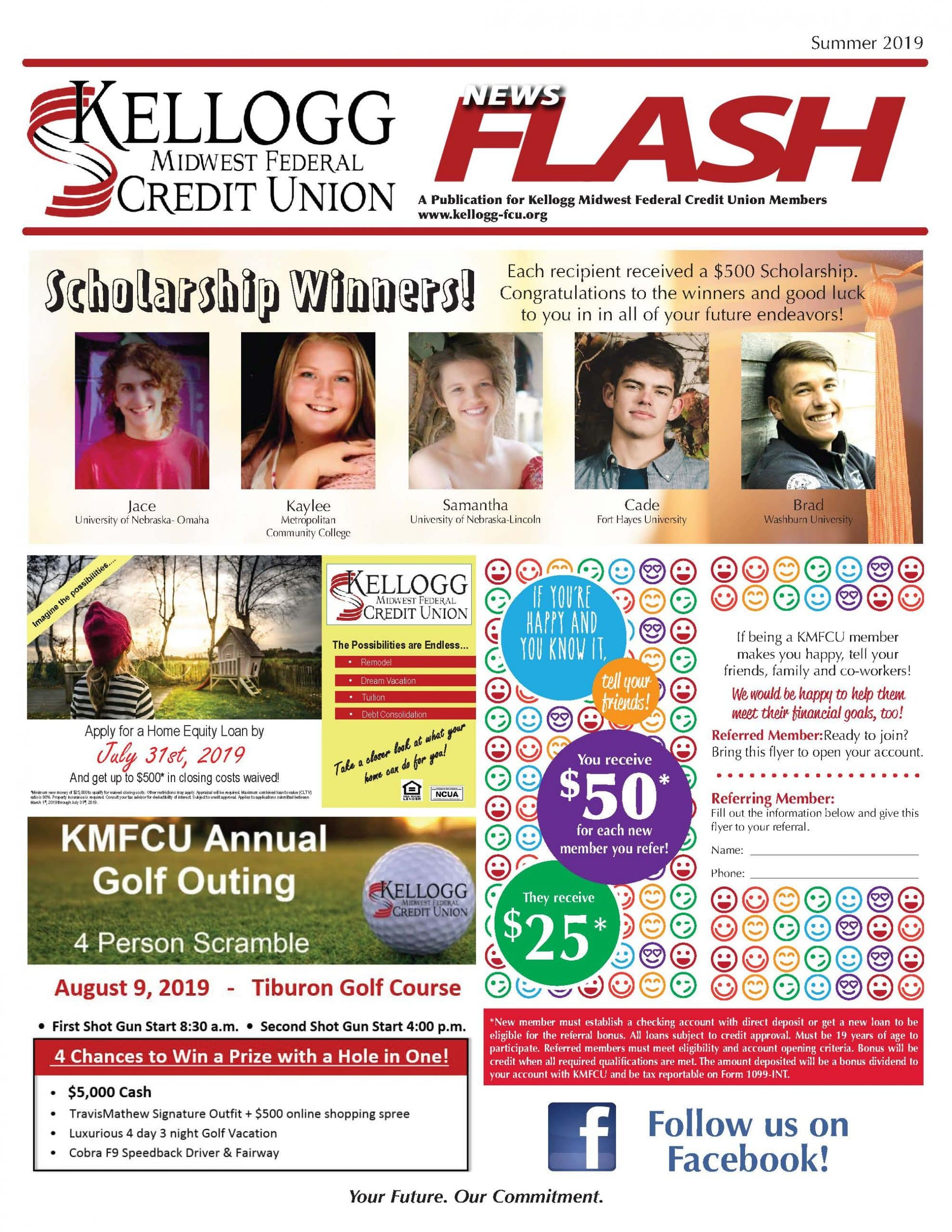 Kellogg News FLash Summer 2019